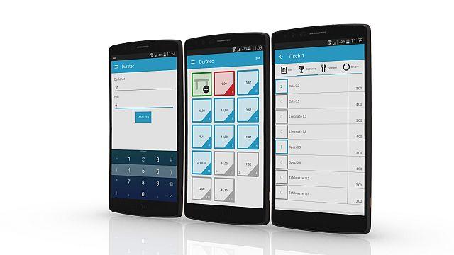 <B>Duratec Mobile-App</B>
