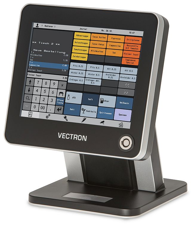 <B>Vectron POS Touch 12 II PCT</B>